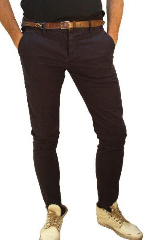 gianni lupo herren skinny low jeans hose braun blau 28 30 32 34. Black Bedroom Furniture Sets. Home Design Ideas