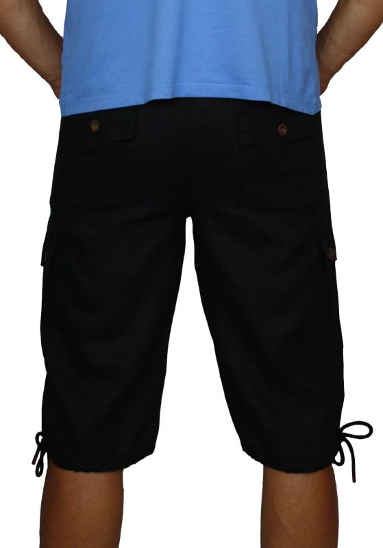 perano herren jungen bermudas shorts hose 100 leinen. Black Bedroom Furniture Sets. Home Design Ideas