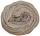 PERANO Damen Schal, Tuch, Stola, gepunktet, Baumwolle & Seide, 70X200, made in Italy, neu! beige