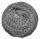 PERANO Damen Schal, Tuch, Stola, gepunktet, Baumwolle & Seide, 70X200, made in Italy, neu! weiß schwarz