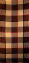 PERANO Damen Schal, Tuch, Stola, Baumwolle, 88 X 212, Tartan Muster. beige