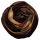 PERANO Damen Schal, Tuch, Stola, Baumwolle, 88 X 212, Tartan Muster. kaffeebraun