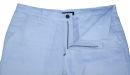 PERANO Herren, Jungen Slim Leinenhose, 100% Leinen, beige, braun, schwarz, weiss, Gr. M, L, XL, XXL, neu! weiss L/52