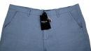 PERANO Herren, Jungen Slim Leinenhose, 100% Leinen, beige, braun, schwarz, weiss, Gr. M, L, XL, XXL, neu! hell blau XXL/56