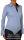Damen Bluse, Bodybluse, Blusenbody, Baumwolle, langarm, einfarbig, schwarz, blau, weiß, rot, S, M, L, XL, XXL. weiss 44/XXL