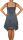 SAXX Damenkleid, 100% Leinen, braun, blau, rosa, weiß, schwarz, Gr. M, L, XL, XXL, neu!