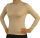 PERANO Damen Rollkragen Bluse, Shirt, langarm, Viskose, weiß, schwarz, blau, rot, braun, grün, grau, bordo, beige, neu.